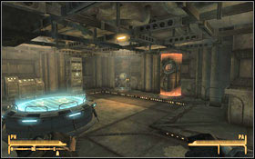 Unfortunately it lacks the power but you can provide it in two ways - I Could Make You Care - p. 1 - Side quests - Fallout: New Vegas - Game Guide and Walkthrough