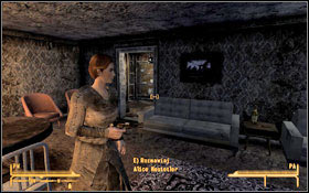 As soon as you leave the building, youll meet Andy #1 - Someone To Watch Over Me - Side quests - Fallout: New Vegas - Game Guide and Walkthrough