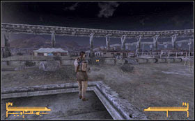 Next head to Gomorrah (in Strip) (M7:5) and go to the courtyard (M7F:6) - The White Wash - Side quests - Fallout: New Vegas - Game Guide and Walkthrough
