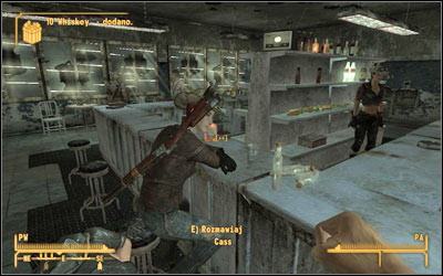 Fallout new vegas cass quest