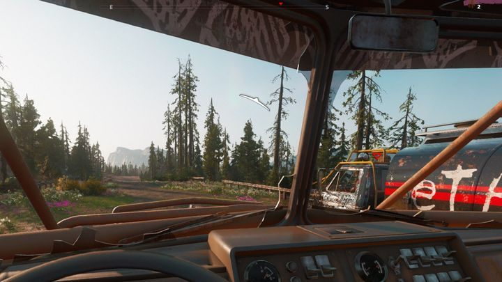 You can also encounter guarded convoys - Convoys with supplies in Far Cry New Dawn - Side activities - Far Cry New Dawn Guide