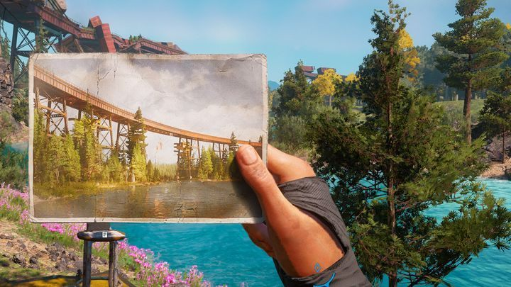 Remarks: You will unlock this achievement after completing the task A Thousand Words - Trophies and Achievements in Far Cry New Dawn - Achievements - Far Cry New Dawn Guide