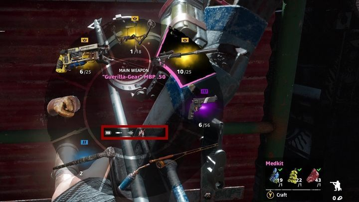Commentary: Piercing ammo can only be used while wielding a sniper rifle or a rank III or elite semi-automatic rifle - Trophies and Achievements in Far Cry New Dawn - Achievements - Far Cry New Dawn Guide