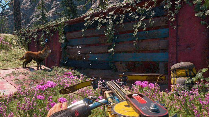 The Frobishers Memory can be found in the location shown on the following map - Audiophile - Far Cry New Dawn Walkthrough - Side Missions - Far Cry New Dawn Guide