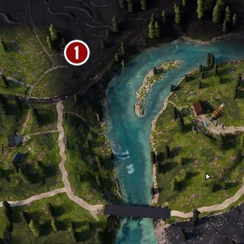 You will find a bunker on the site - Audiophile - Far Cry New Dawn Walkthrough - Side Missions - Far Cry New Dawn Guide