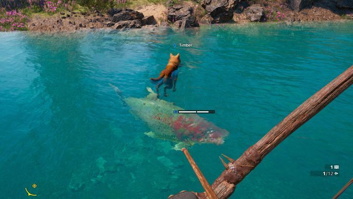Fishing Side Activities In Far Cry New Dawn Far Cry New Dawn Guide Gamepressure Com