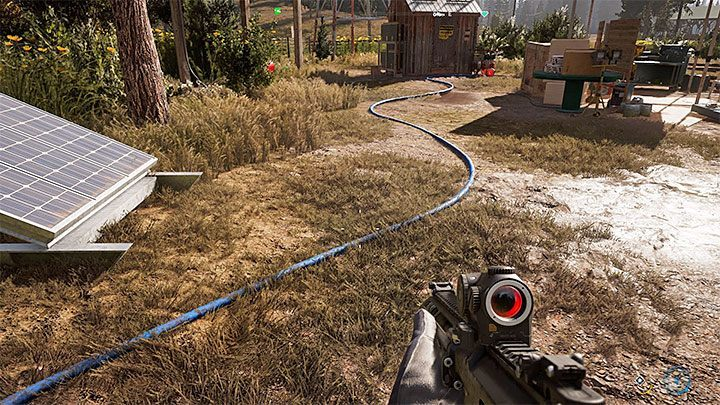 Side Quests Of Larry Parker Alien Objects In Far Cry 5 Far Cry 5 Game Guide Gamepressure Com