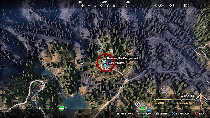 Cult Locations And Prepper Stashes In Holland Valley Far Cry 5