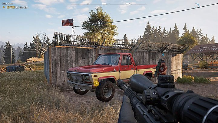 Man Cave Far Cry 5 Walkthrough : Cult locations and prepper stashes in holland valley far