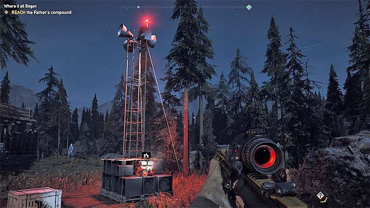 Wolf Lures Map In Whitetail Mountains In Far Cry 5 Far Cry 5