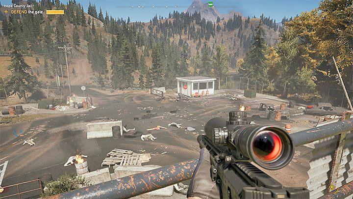 Hope County Jail In Hembane River Far Cry 5 Game Guide Gamepressure Com
