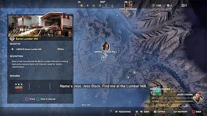 Specialists in far cry 5 companions far cry 5 game guide to recruit jess black reach baron lumber mill in whitetail mountains specialists in far gumiabroncs Choice Image
