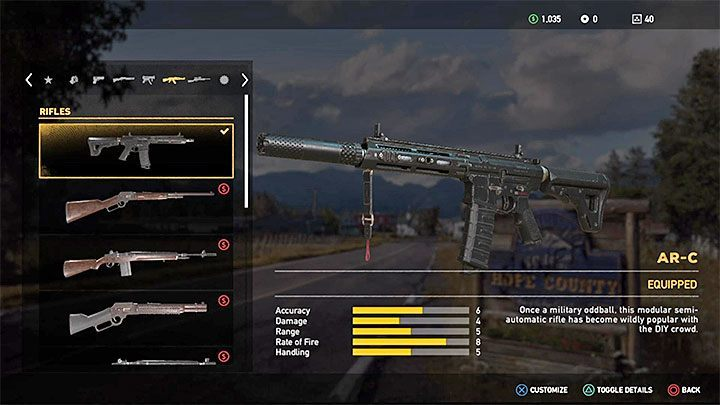 How Do I Install Weapons Upgrades In Far Cry 5 Far Cry 5 Game