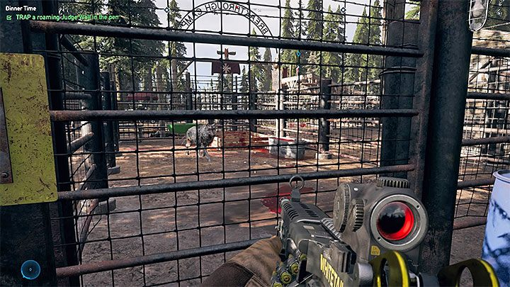 Dinner Time In Whitetail Mountains Far Cry 5 Game Guide Gamepressure Com