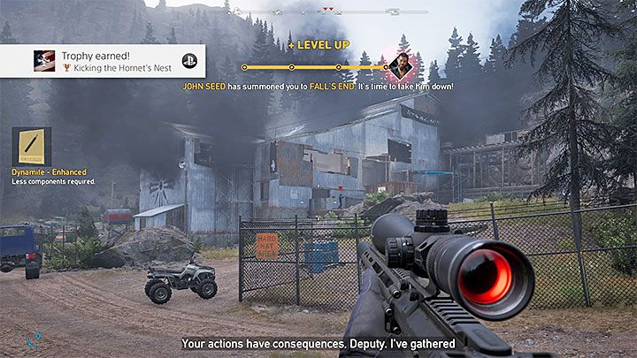 how to start a new game in far cry 5