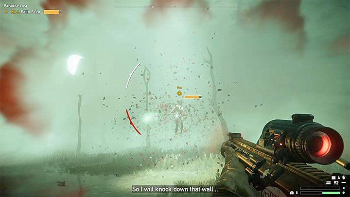 How Do I Defeat Faith Seed The Boss Fight In Far Cry 5 Far