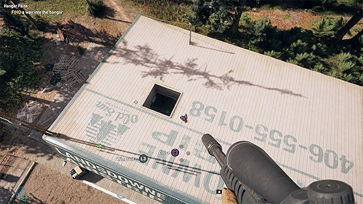 How To Get Inside Lansdowne Airstrip In Far Cry 5 Far Cry 5 Game Guide Gamepressure Com