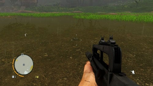Now you need to cross a minefield - A Man Named Hoyt - Main missions - Far Cry 3 - Game Guide and Walkthrough