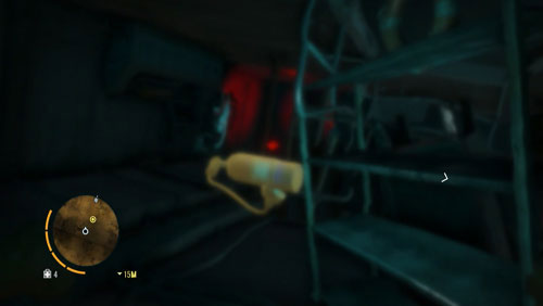 Swim into the corridor behind the pirate's corpse, where you will find another oxygen tank that you need to use - Piece of the Past - Main missions - Far Cry 3 - Game Guide and Walkthrough