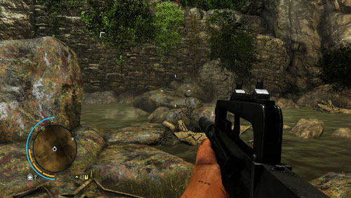 Reach the end of the cave and make sure that you do not step into acid on your way - Lin Cong I Presume - Main missions - Far Cry 3 - Game Guide and Walkthrough
