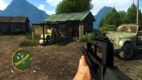 In the area marked as number ten, you will find a house - The Southern Island - North-western part - Cult Objects - Far Cry 3 - Game Guide and Walkthrough
