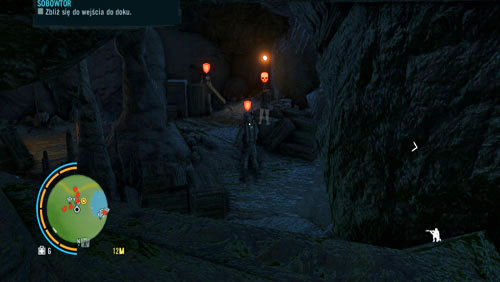 Keep to the left of the cave and go past the corpses, and go ahead - Doppelganger - Main missions - Far Cry 3 - Game Guide and Walkthrough