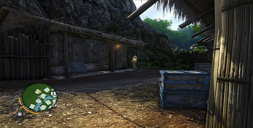Finally, the man will enter the building shown in the screenshot, which will finish this mission - Bad Side of Town - Main missions - Far Cry 3 - Game Guide and Walkthrough