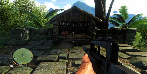 You will find the statuette in the spot marked with the number - The Northern Island - Northern part - Cult Objects - Far Cry 3 - Game Guide and Walkthrough