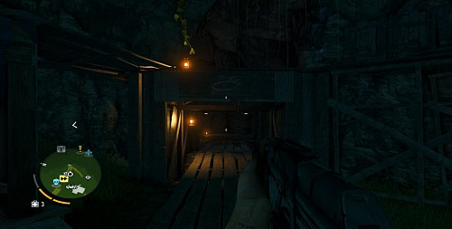 Reach the area marked with the red circle - The Northern Island - Northern part - Cult Objects - Far Cry 3 - Game Guide and Walkthrough