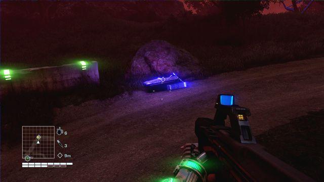 Tiger Fist Side Missions Predator S Path Far Cry 3 Blood Dragon Game Guide Gamepressure Com