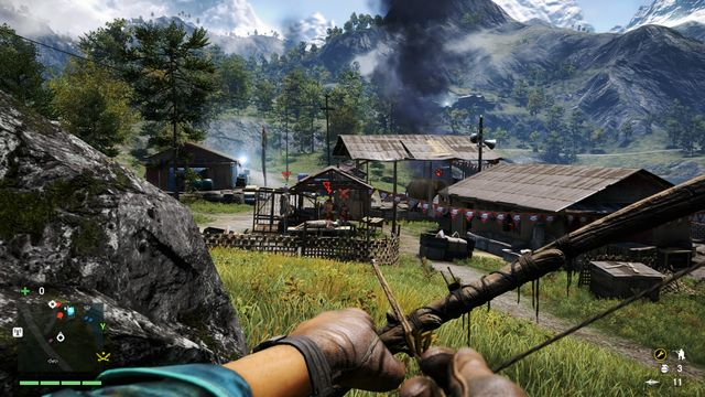Shanath Breeders Outposts One Alarm Far Cry 4 Game Guide Gamepressure Com