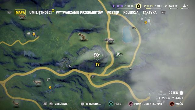 Far cry 4 map locations