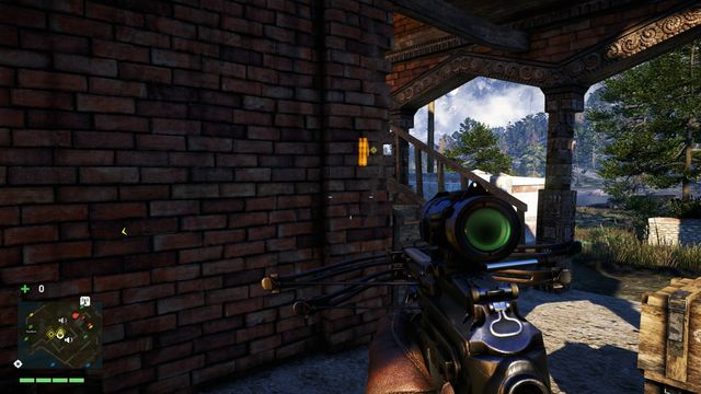 far cry 4 how to use mines and c4