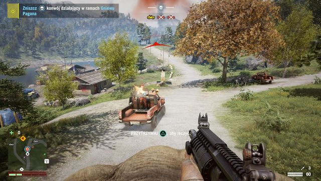Skills The Basics Far Cry 4 Game Guide Gamepressure Com