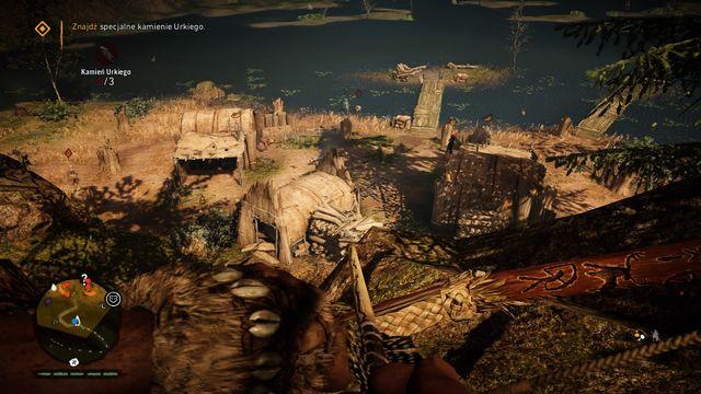 Strong Like Rock Urki The Thinker Walkthrough Far Cry Primal Game Guide Walkthrough Gamepressure Com