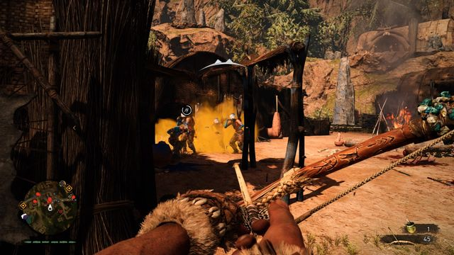How To Fight The Enemies Faq Frequently Asked Questions Far Cry Primal Game Guide Walkthrough Gamepressure Com