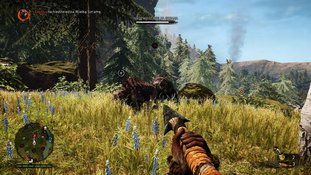 The Great Scar Bear Beast Master Hunts Far Cry Primal Game