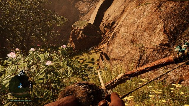 far cry primal how to study cave paintings