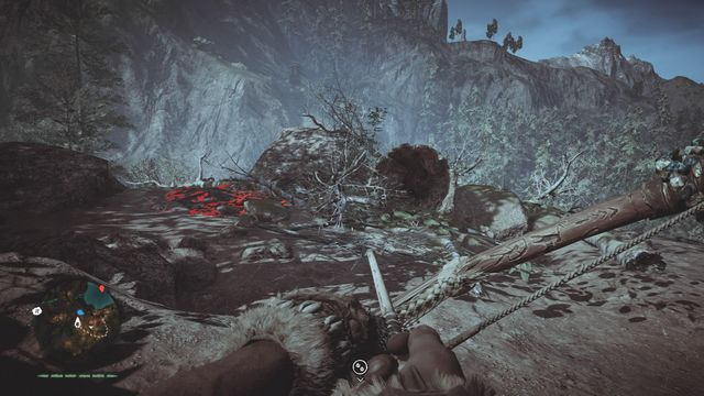 far cry primal weapons cache