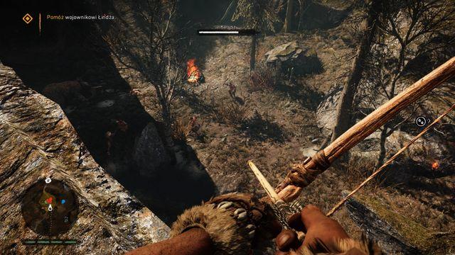 Brothers In Need Bring Karoosh In Walkthrough Far Cry Primal Game Guide Walkthrough Gamepressure Com