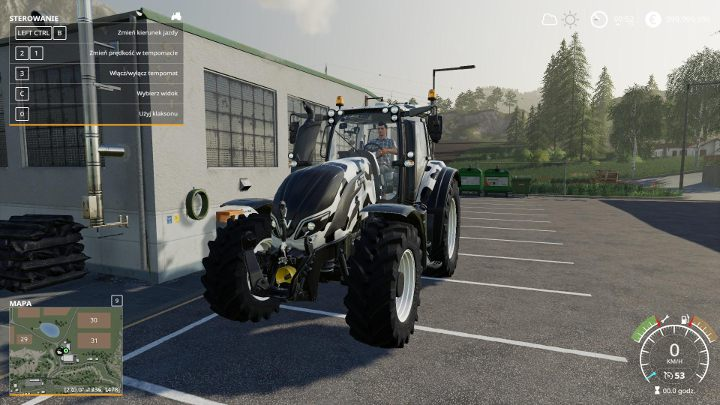 This hardcore tractor will surely be well liked by cows - New machines and vehicles | Farming Simulator 19 Mods - Mods - Farming Simulator 19 Guide and Tips