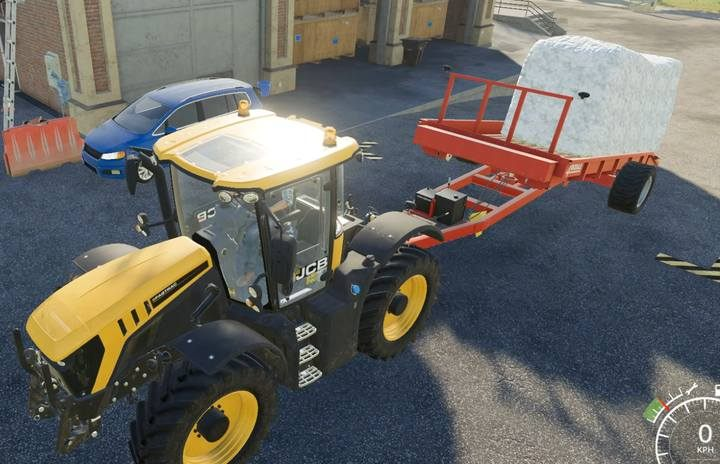 How to cultivate cotton step by step in Farming Simulator 19