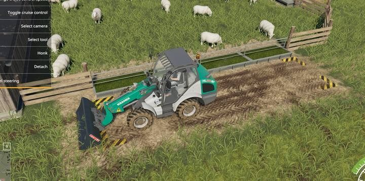 Farm animals | Husbandry in Farming Simulator 19 - Farming Simulator