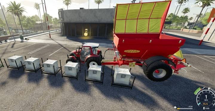 How to fill a vehicle's tank in Farming Simulator 19? - Farming