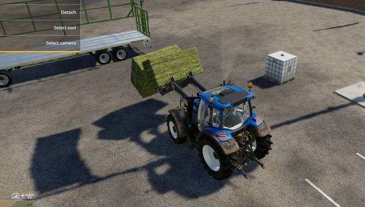 Grass, hay and silage in Farming Simulator 19 - Farming