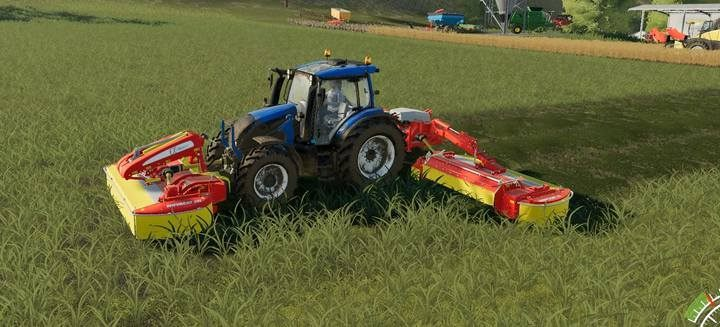 Grass, hay and silage in Farming Simulator 19 - Farming Simulator 19