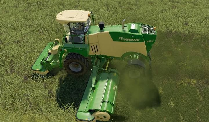Grass, hay and silage in Farming Simulator 19 - Farming Simulator 19