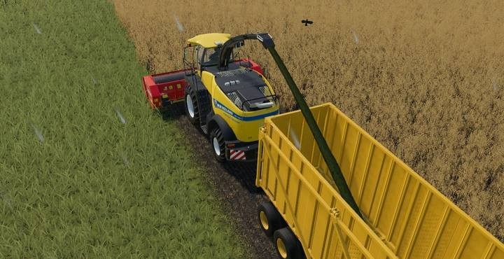 Chaff in Farming Simulator 19 - Farming Simulator 19 Guide