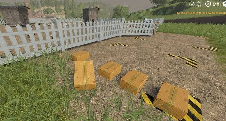 Each box has 150 litres, unless it is not full yet. - Chickens | Husbandry in Farming Simulator 19 - Husbandry - Farming Simulator 19 Guide and Tips