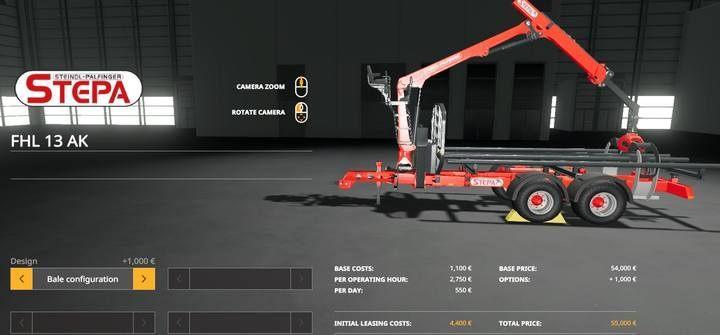 Baling technology and hay in Farming Simulator 19 - Farming